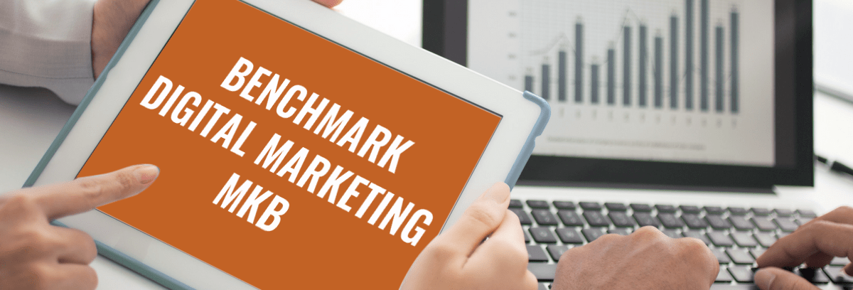 Digitale Marketing Benchmark voor MKB
